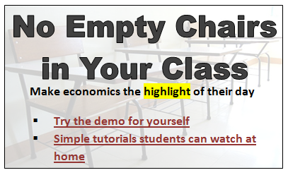 economics tutorials demo