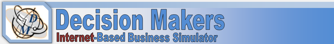 Decision Makers Business Simulator